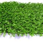 Фибрилированный искусственный газон 20мм.